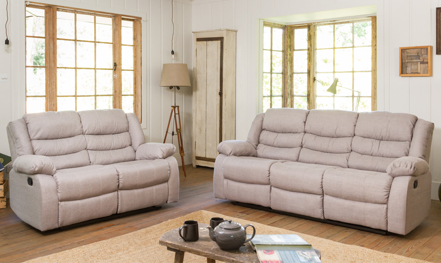 Next Day Sofas Recliners Fabric Recliners