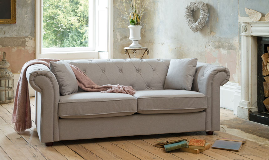 White Leather Sofa Next Day Delivery